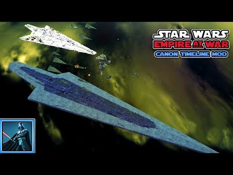 "Das Wunder von Corulag! - Lets Play Star Wars Empire at War ""The Canon Timeline Mod"" - Teil 5"