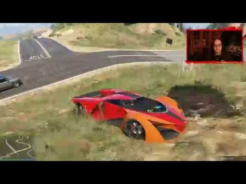 NoThx Stream ~ GTA V Online #19 с Niko & PICPUKK