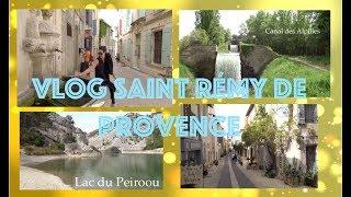 Canal des Alpilles - Saint Rémy de Provence - Lac du Peiroou