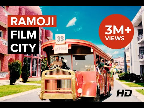 Ramoji Film City, Hyderabad - Full Video Tour 2017