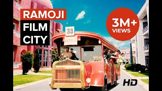 Ramoji Film City Hyderabad - Full Video Tour HD