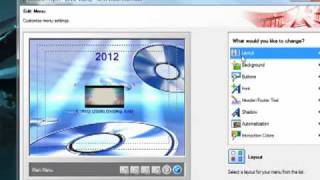 How to make a Dvd with an avi,mpeg,movie file in Nero