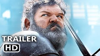 THE APPEARANCE Official Clip Trailer (EXCLUSIVE, 2018) Kristian Nairn, Medieval Movie HD