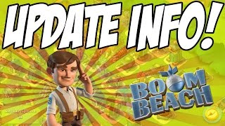 Boom Beach Update News, New Things + Whats In Store!!