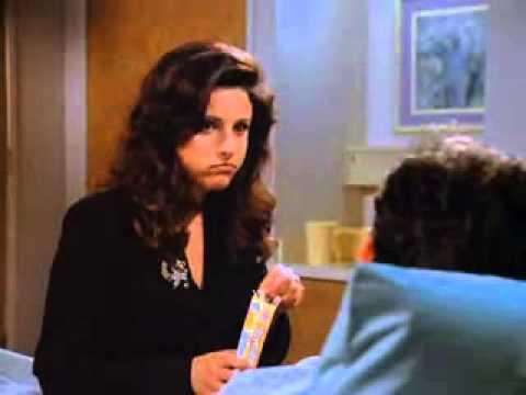 """Seinfeld  """"The Opposite"""" — Elaine's Jujyfruits"""