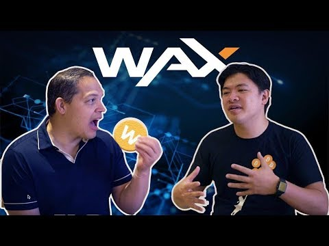 Worldwide Asset eXchange (WAX Token) - Decentralized Exchange for Gamers and Virtual Tokens