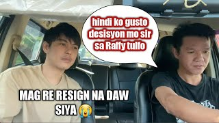 Driver ni Keith Talens Mag Re resign na After ng Decision sa Raffy Tulfo in Action