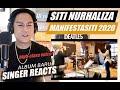 Siti Nurhaliza - ManifestaSiti 2020 Album Baru Launching Rehearsals | SINGER REACTION