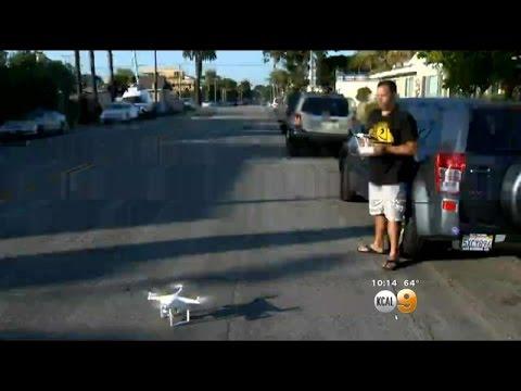 Huntington Beach Filmmakers Plead: Stop Drone Violence