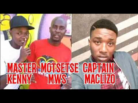 DJ TŠHELA VOLUME NEW HIT_BY MOTSETSE X MASTER KENNY & CAPTAIN MACLIZO