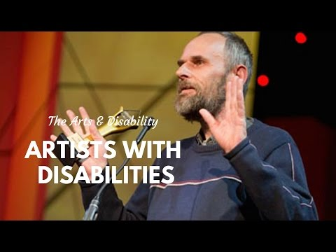 Artists with Disabilities