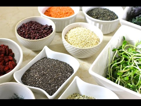 Top Sources of Protein on a Plant Based Diet!