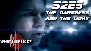 "The Flash ""The Darkness And The Light"" (S2E5) Review"