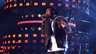 Bori Shoyebo - Let me entertain you - Idol Sverige (TV4)