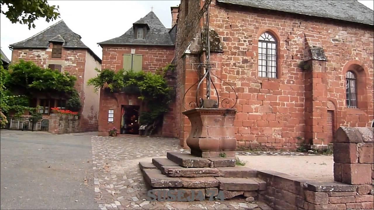 Collonges La Rouge En Correze  Un Des Plus Beaux Villages De France