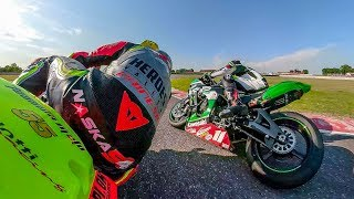 THE BEST MOTORCYCLE MOMENTS OF 2018 - RACING IS LIFE COMPILATION [English Subtitles]