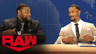 The Monday after The Weekend Update: Raw, Jan. 20, 2020