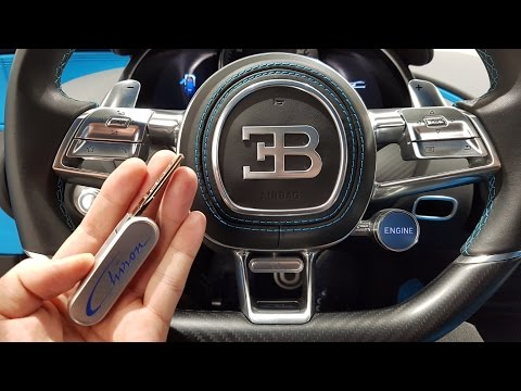 BUGATTI CHIRON Review + Thoughts
