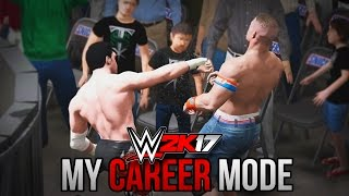 "Download Video WWE 2K17 My Career Mode - Ep. 5 - ""A BATTLE IN THE CROWD!!"" [WWE 2K17 MyCareer Part 5] MP3 3GP MP4"