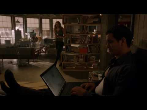 """Download """"So, how's your head?""""   Scorpion 3x02"""