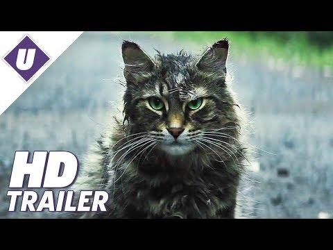 Pet Sematary - Official Trailer 2 (2019) | John Lithgow, Jason Clarke, Amy Seimetz