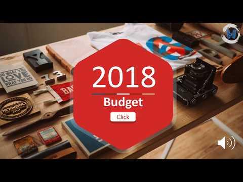 Top 10 Malaysian Budget 2018 Highlight