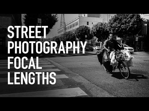 Best Street Photography Focal Lengths - 28mm vs 35mm vs 50mm
