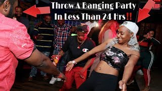 HOW TO THROW A PARTY | DJ TIPS | #LiXxerExperience TV