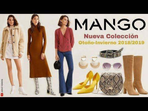 Lo nuevo de MANGO Moda de Mujer | Colección Otoño Invierno