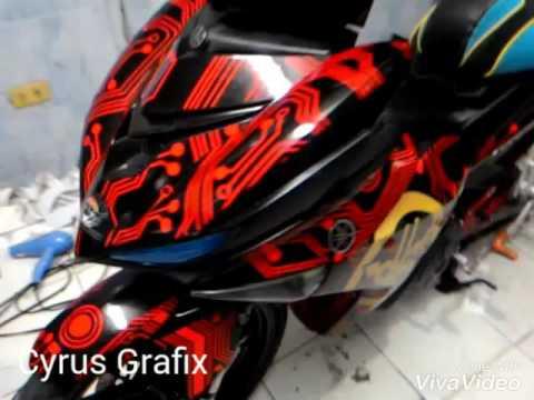 Cyrus Grafix YouTube - Mio decalscyrus grafix decals youtube