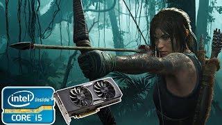 Shadow of Tomb Raider - Core i5 3570   GTX960 2GB   8GB Ram