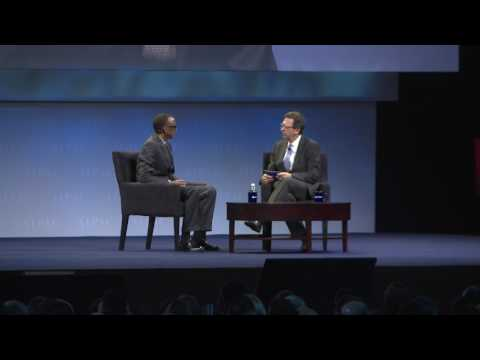 President Kagame speaks at AIPAC Policy Conference | Washington, D.C. 26 March 2017