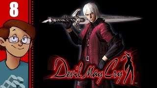 Let's Play Devil May Cry HD Part 8 - Wheel of Destiny