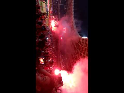 Crazy Atmosphere at GBK