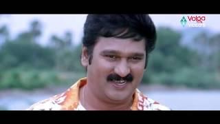Krishna Bhagavan Misbehave With Village Girl    Latest Telugu Movies 2017    Volga Videos