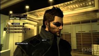 Deus Ex: Human Revolution: Walkthrough Part 32 - Smash the State Side Quest