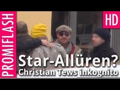 Bachelor mit Star-Allüren: Warum versteckt sich Christian Tews?