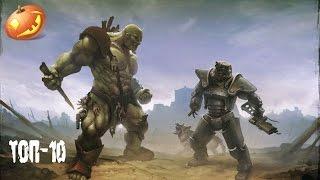 Fallout 4 Топ-10 модов на NPC