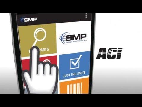 SMP Mobile Parts App Video
