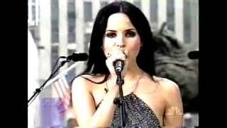 The Corrs on the Saturday Today Show