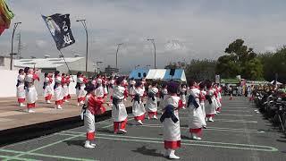 2019年4月21日第17回あっぱれ富士サブスージ演舞(1)YOSAKOIDANCEJAPAN静岡県.