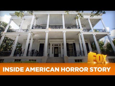AMERICAN HORROR STORY: COVEN | Inside