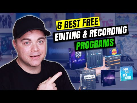 Best Free Audio Editing Software For Windows 10 2020