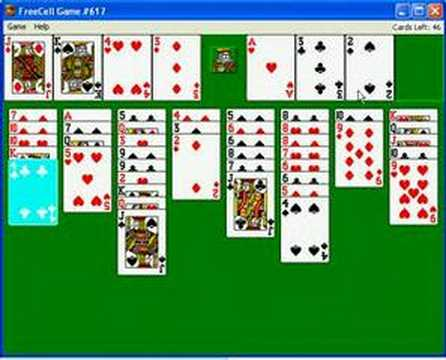 Freecell Game 617