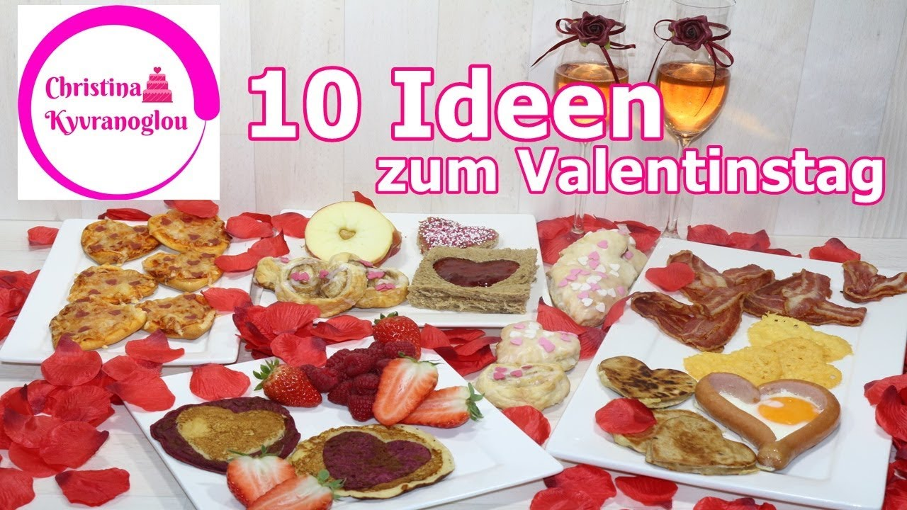 10 ideen zum valentinstag rezepte f rs brunch fr hst ck youtube. Black Bedroom Furniture Sets. Home Design Ideas