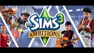 играем в The Sims 3 карьера часть 4: поход к бабульке