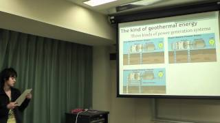 Electric energy from geothermal energy