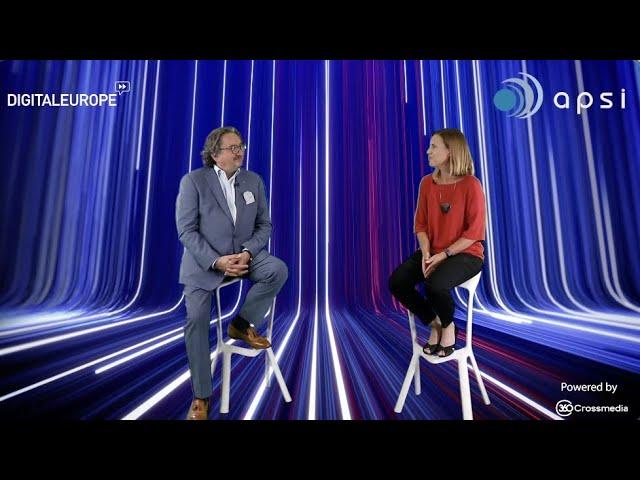 Apsi Talk - Jean Diederich and Ananda Kautz