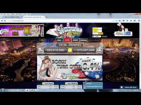 SempurnaPoker.asia - Agen Poker Online Terpercaya