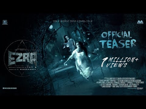 Ezra | Malayalam Movie  Teaser | Prithviraj Sukumaran, Priya Anand | Official | HD